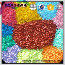 Coloured stones, Colored aggregate, Colored pea gravel Size 3-12mm