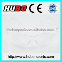 Newest clear lens high impact anti UV safety goggles