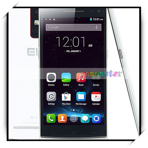For Elephone G6 5 Inch 1GB+8GB MTK 6592 Octa Core Android 4.4 Smart Phone US Standard White