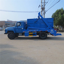 Best quality new coming refuse bin lift truck for sale