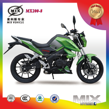 200cc water-cooling racing motorcycle/200cc sport motorbike