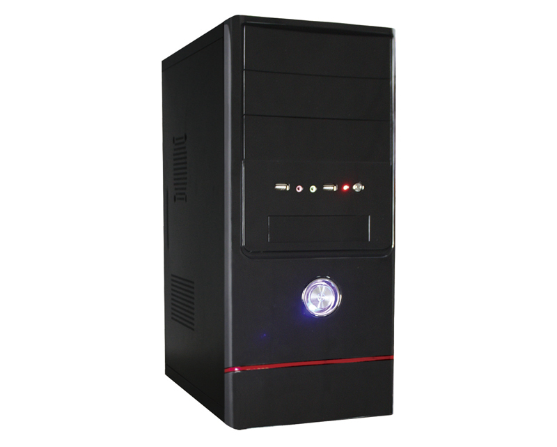 30 Series Vertical Type Compact Rackmount P4 ATX Tower Case