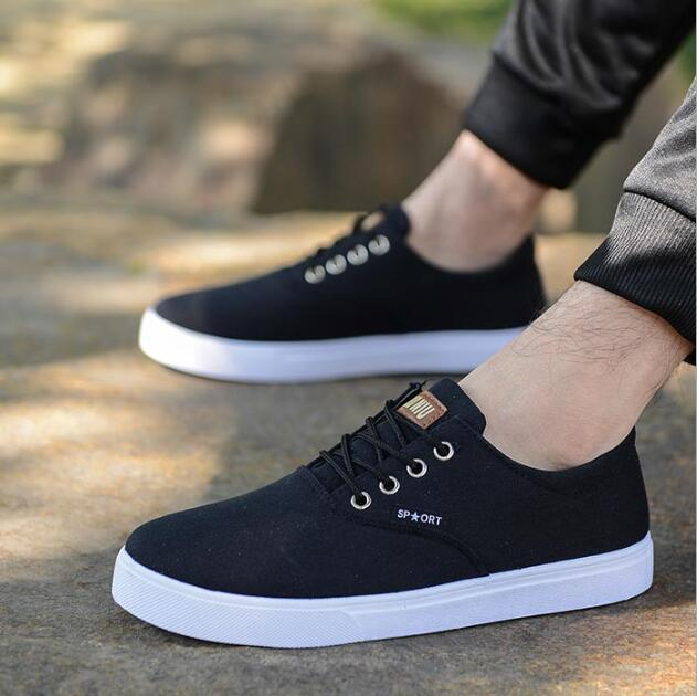 zm41800a 2016 top fashion men cheap injection canvas shoes