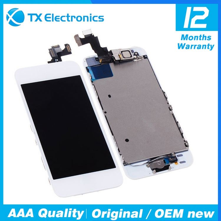 Wholesale phone lcd screen wholesale for iphone 5s display lcd aaa