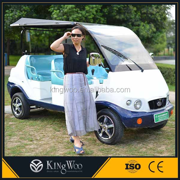 China Kingwoo electric car for golf