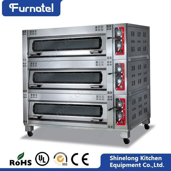 Commercial Multifunctional Gas Baking Gas Bread Oven