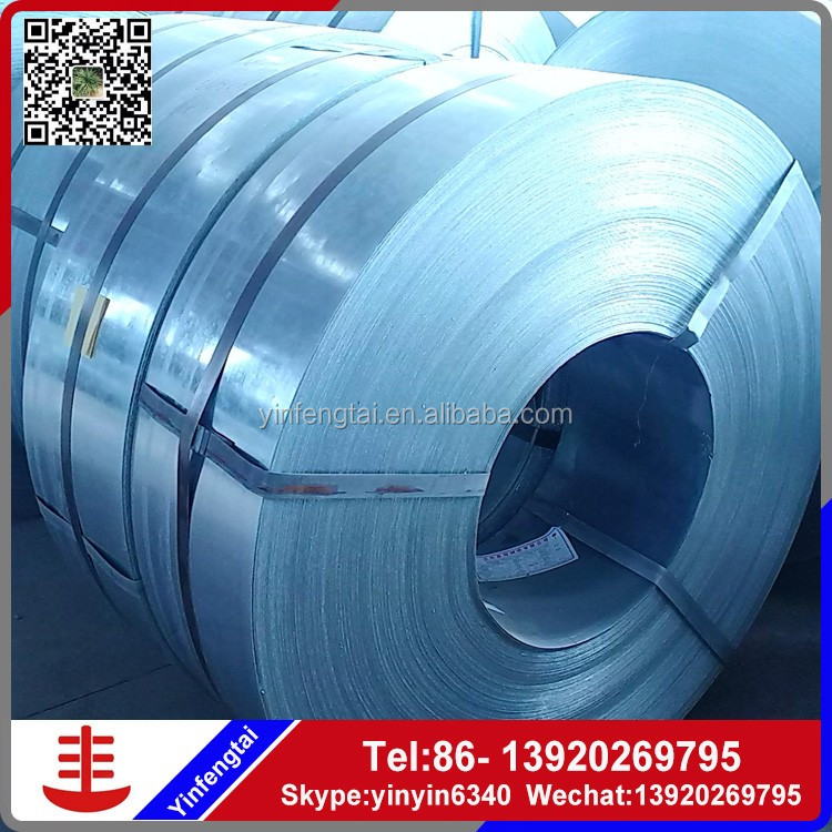 prime!! big mill 0.12mm-4mm q235 q345 ss400 / GI steel strips of coils made in China