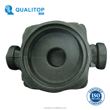 HT250 shell mold iron casting for pump housing