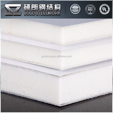 High Strength High Load Bearing Polyurethane Foam Panelling Wall