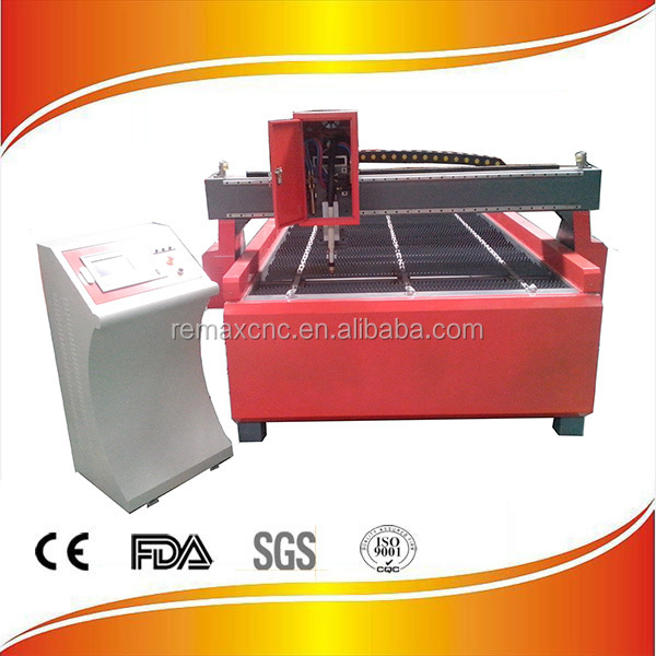 Remax-1325 CNC Plasma Metal Cutting Machine With Hypertherm