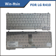 100% brand new original white us wired keyboard for LG r400 rd400 r405 rd405 rd450 r410 rd410 keyboard