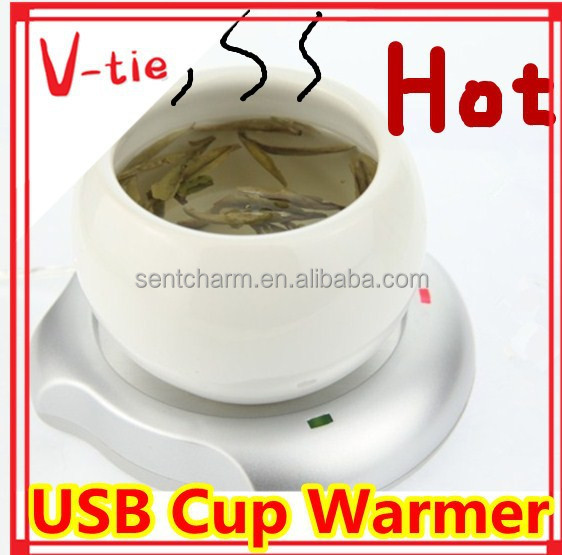 2015 Logo designed promotional baby birthday gift giveaway cup warmer