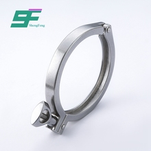 Cheap price exquisite workmanship standard sanitary stainless steel clamp