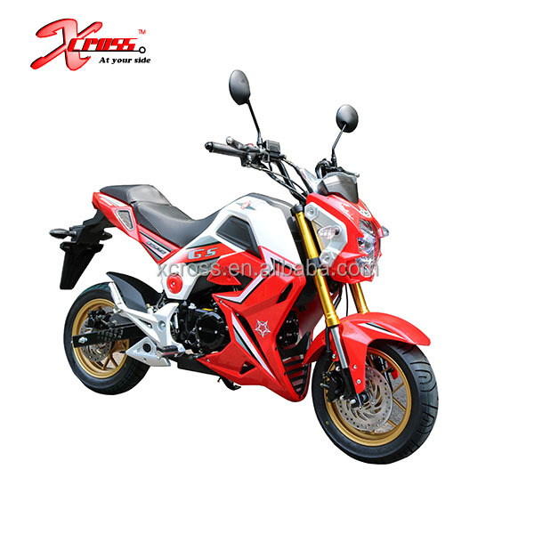 50cc Mini Moto Monkey bike China Motocross Super Pocket Bike cheap Stree Bike For Sale MSX50
