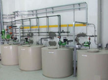 Automatic Chemical Dosing System