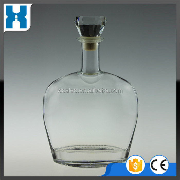 EMPTY CHINESE WHITE VODKA IMPORT 750ML