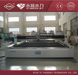 YC number control steel plate ceramic tile making machine