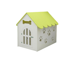 wooden pet house fashion wooden dog house