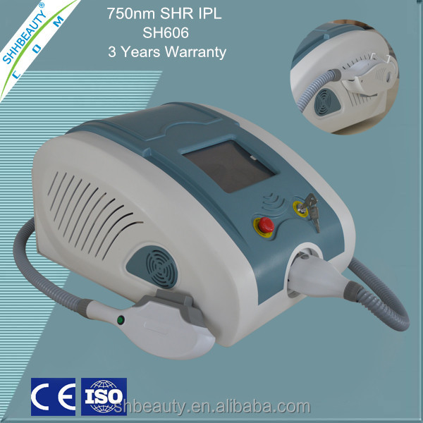 Newest Alibaba Most popular IPL Hair Removal and ipl facial rejuvenation machine
