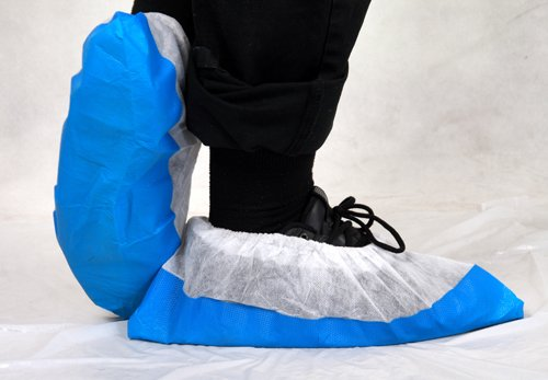disposable PP shoecover/overshoes, PP+CPE