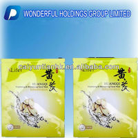 Nice custom design facial mask packaging bags/aluminum foil facial mask packaging bags with roof tear notch
