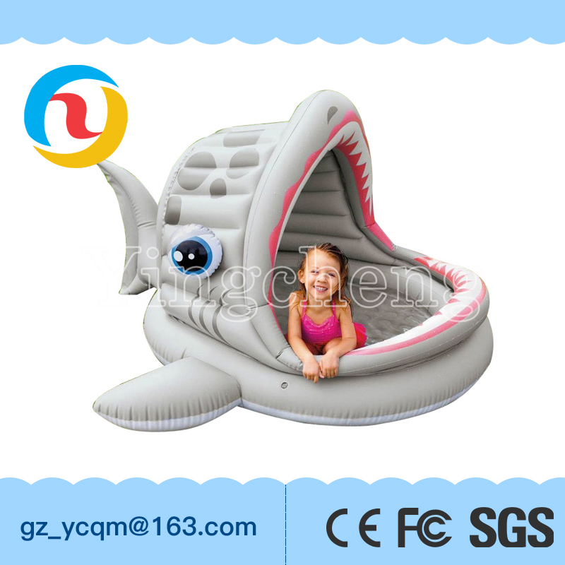 Inflatable toy swimming pool Cartoon Mini swimming pool