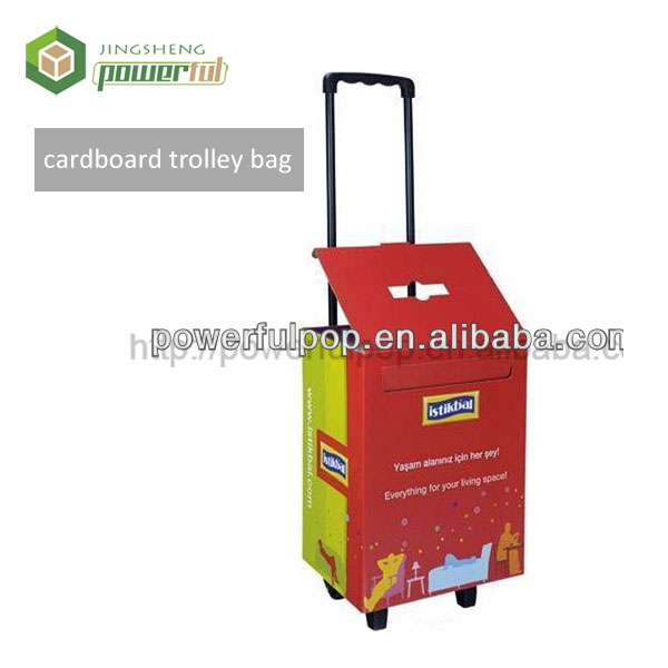 Exhibition Trade Show Convenient Business Trolley Bag