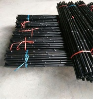 Natural Black Dry tonkin bamboo poles for large supply with good price