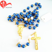 New Designs Custom Plastic Chain Cross Men Jewellery Pendant Necklace
