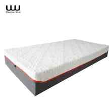 500g Double Jac Fabric Cover 2.5 Inches Cool Memory Foam Mattress with Holes