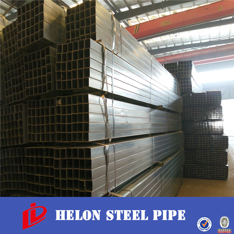 Mechanical structural steel square tube for