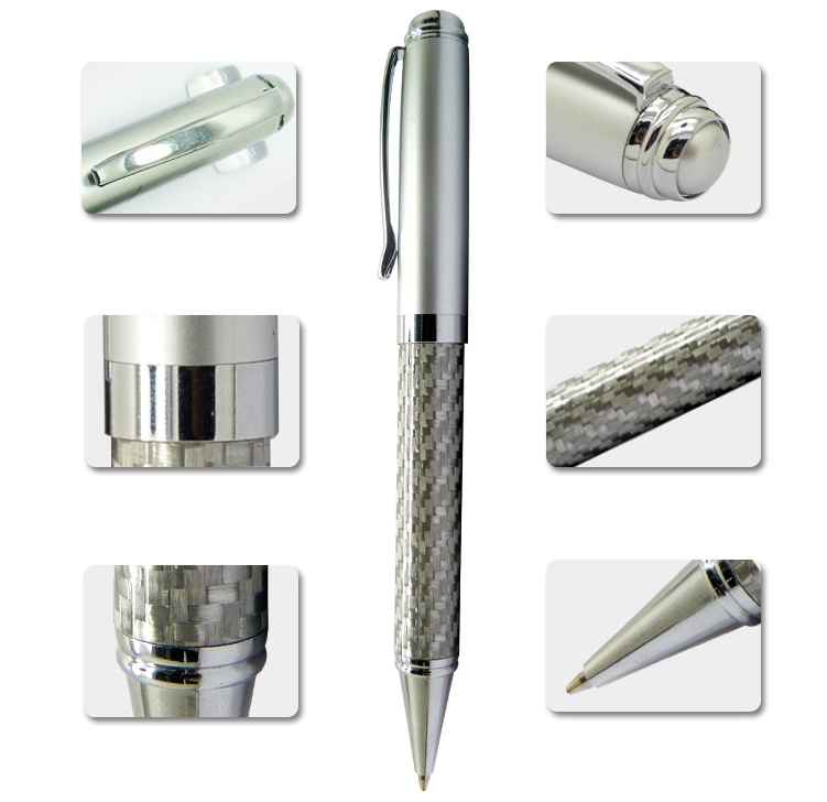 2018 new design Custom color business gift luxury metal pen promotional ball pen