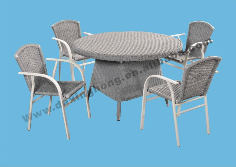 Aluminum Rattan outdoor and indoor furniture