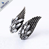 China factory hot selling customized for women angle wings ring