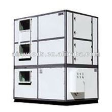 30000 CMH double filters recovery temperature and humidity floor unit air conditioner