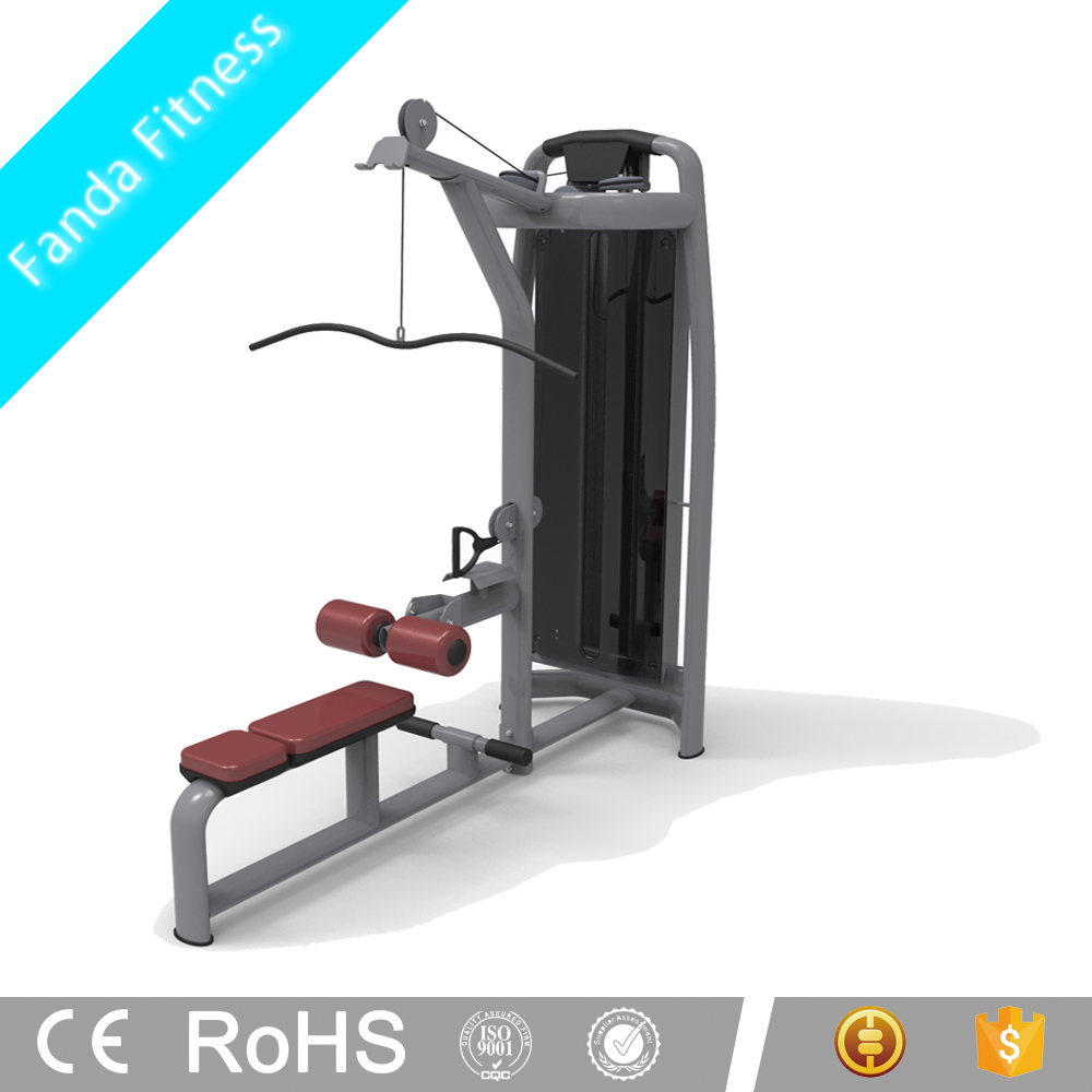 Multifunction Fitness Equipment Lat Pulldown Low Row Machine