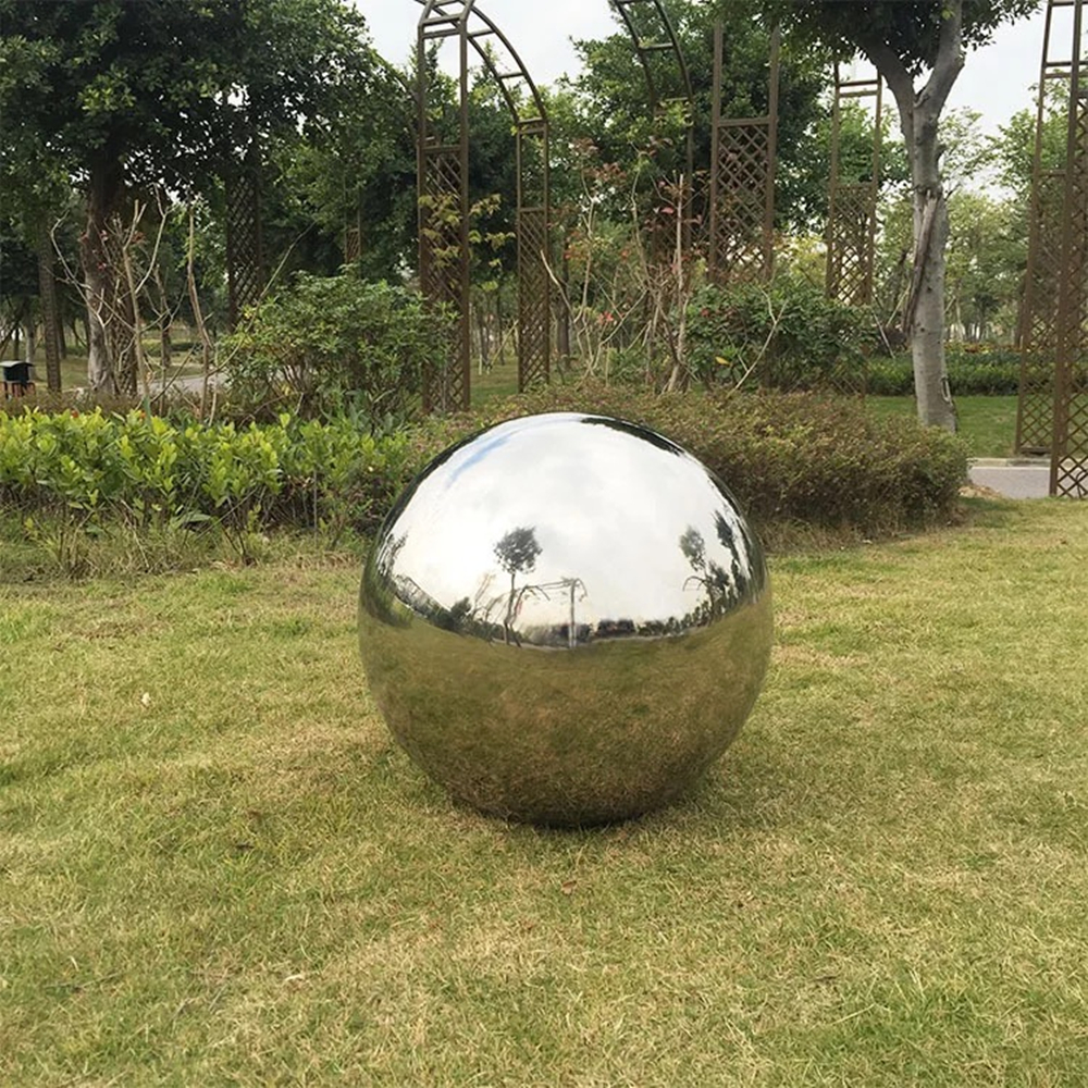 Steel Large Gazing Balls, Steel Large Gazing Balls Suppliers and ...