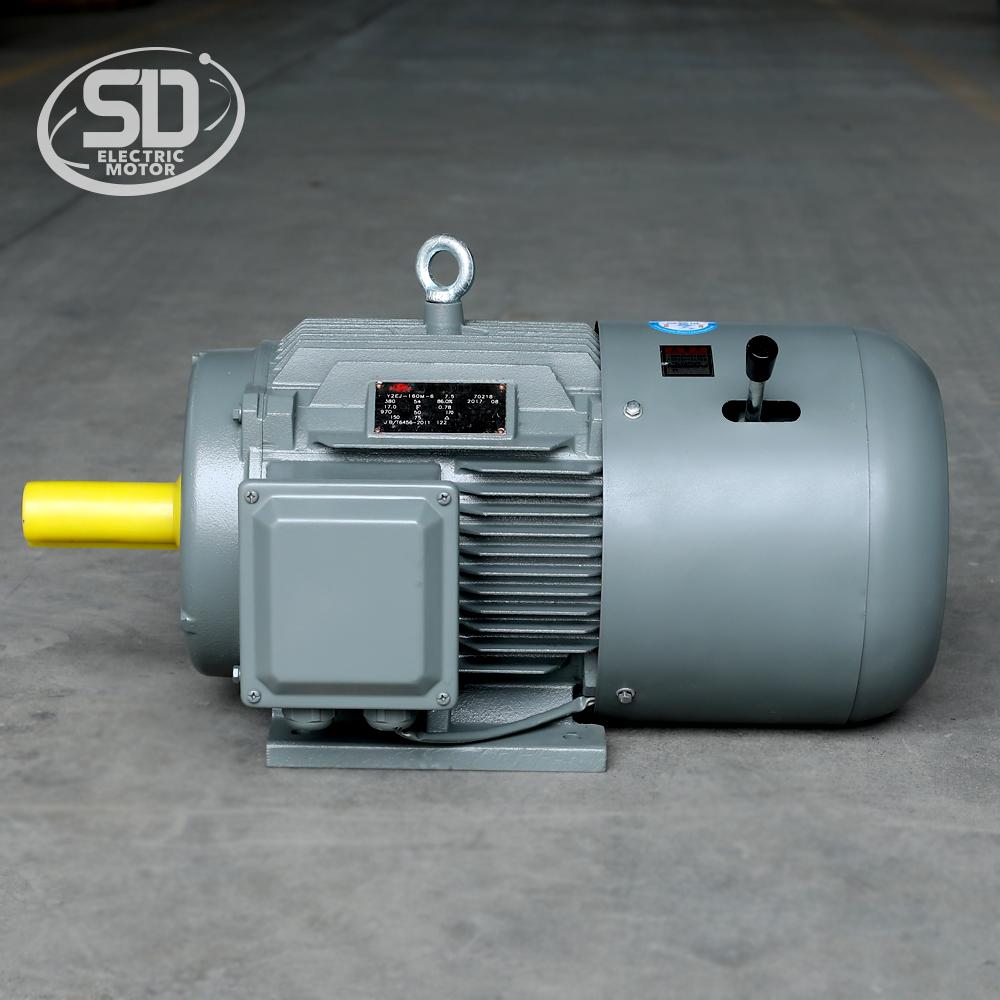50hz 60hz Iec 4p 1500rpm 3 Phase Brake Motor Three Phase Induction ...