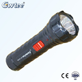 High lumens rechargeable led fast track flashlight