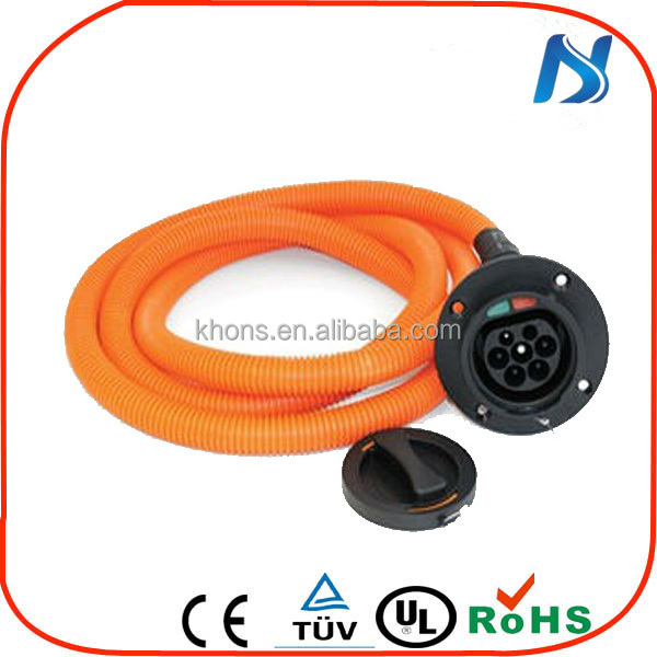 Top quality of Type 2 female plug in China