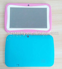 factory wholesale 7 inch android children tablet with primary school tablet pc