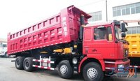 MAN cab and MAN axle 8 x 4 DUMP TRUCK