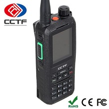 D-880 Pretty Competitive Price Long Distance Custom Design DPMR DMR Trunking Radio Push To Talk Wakie Talkie With Bluetooth GPS