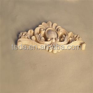 2015Teda wood decorative furniture moulding