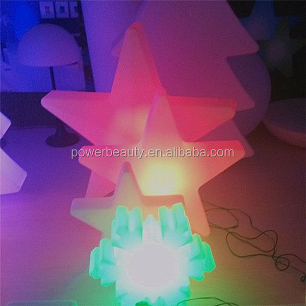 Hot led tree light/plastic flower cherry blossom for decoration