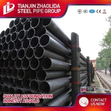 emt conduit ul hot dip galvanized scaffolding welded thin wall carbon steel pipe China manufacturers
