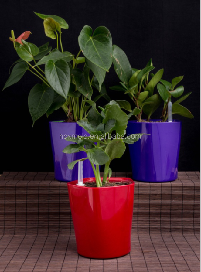 Factory Supply Design New Self Watering Colorful