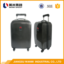 High quality product classical aluminium cabin trolley polo luggage size