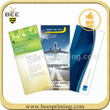 floor-standing acrylic brochure holders, sample promotional flyers, courier flyer