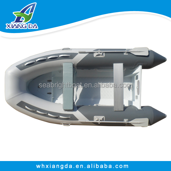 2016 CE Approved High Quality Heavy Duty Inflatable Rigid Inflatable Dive Boats